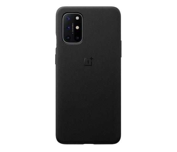 OnePlus Sandstone Bumper Case do OnePlus 8T czarny - 600771 - zdjęcie