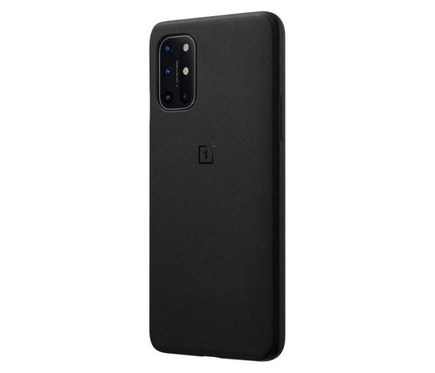 OnePlus Sandstone Bumper Case do OnePlus 8T czarny - 600771 - zdjęcie 2