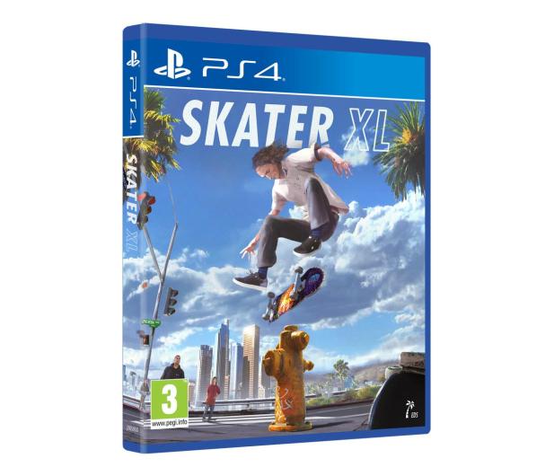 PlayStation Skater XL - The Ultimate Skateboarding Game - 593641 - zdjęcie