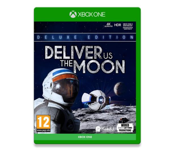 Xbox Deliver Us The Moon Deluxe Edition - 593666 - zdjęcie