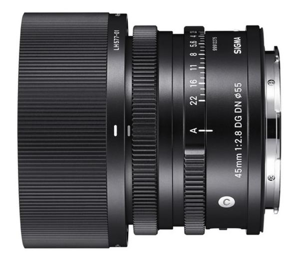 Sigma C 45mm f/2.8 DG DN Sony E  - 595366 - zdjęcie