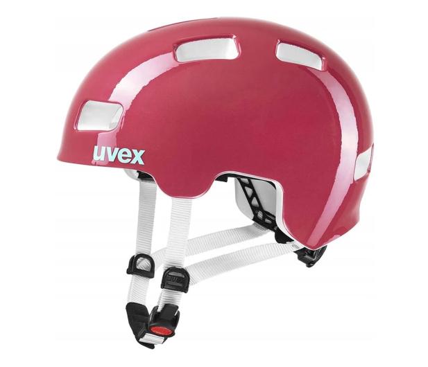 UVEX Kask Hlmt 4 różowy 51-55cm - 595467 - zdjęcie