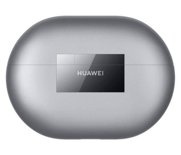 Huawei FreeBuds Pro Srebrne - 595135 - zdjęcie 6