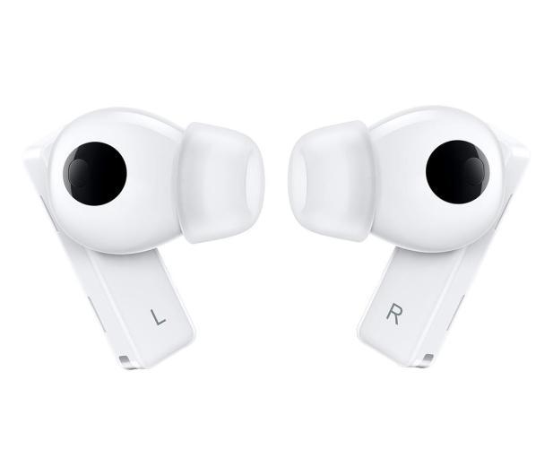 Huawei FreeBuds Pro Białe - 595134 - zdjęcie 4