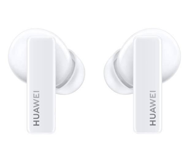 Huawei FreeBuds Pro Białe - 595134 - zdjęcie 5