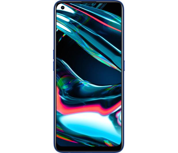realme 7 Pro 8+128GB Mirror Blue - 594100 - zdjęcie 3