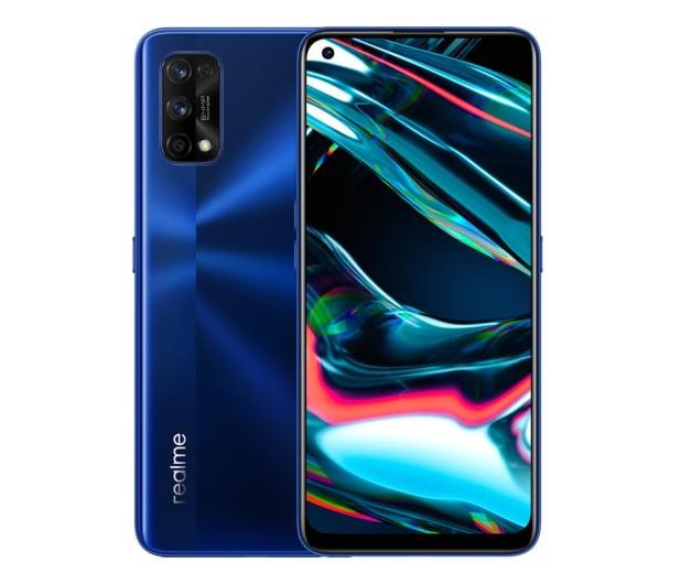realme 7 Pro 8+128GB Mirror Blue - 594100 - zdjęcie