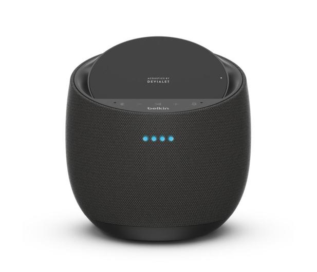 Belkin SoundForm Elite Czarny (AirPlay) - 595257 - zdjęcie 2