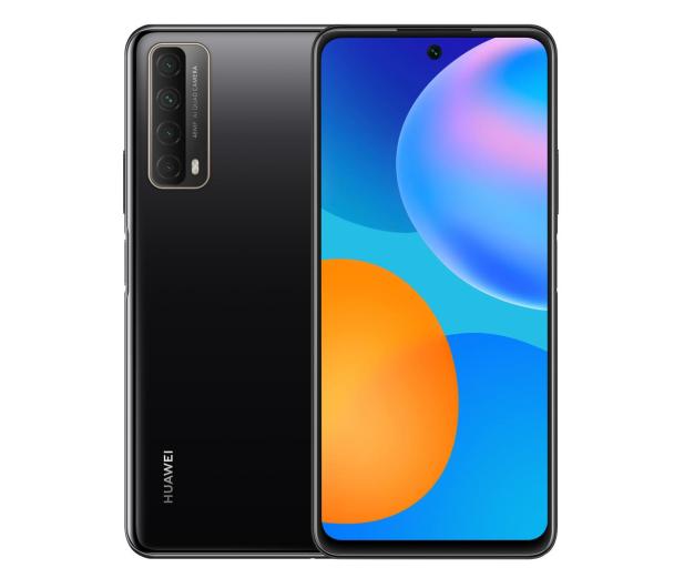 Huawei P smart 2021 4/128GB czarny  - 596079 - zdjęcie