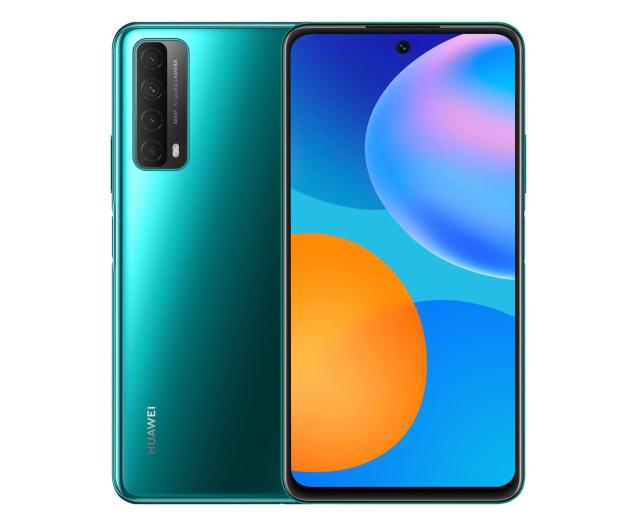 Huawei P smart 2021 4/128GB zielony  - 596717 - zdjęcie
