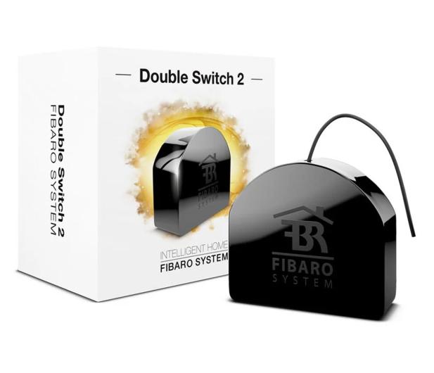 Fibaro Double Switch 2 - 595478 - zdjęcie