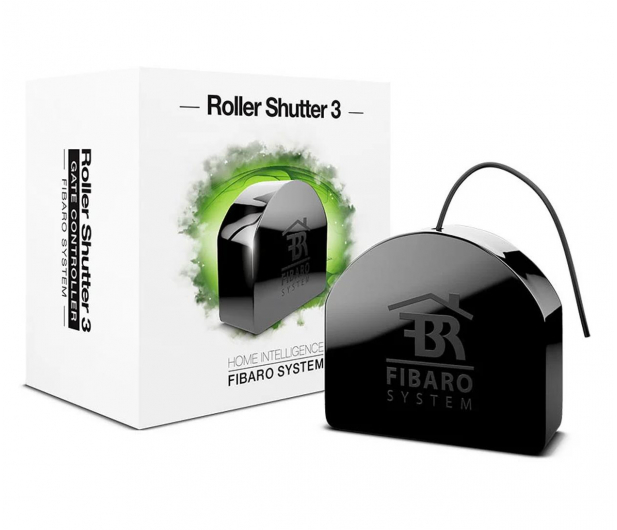 Fibaro Roller Shutter 3 (Z-Wave) - 595492 - zdjęcie