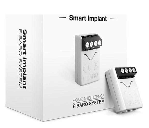 Fibaro Smart Implant (Z-Wave) - 595546 - zdjęcie