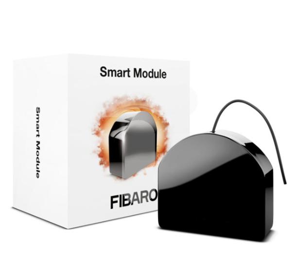 Fibaro Smart Module (Z-Wave) - 595556 - zdjęcie