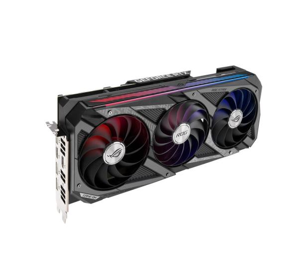 ASUS GeForce RTX 3070 ROG STRIX OC 8GB GDDR6  - 596768 - zdjęcie 3