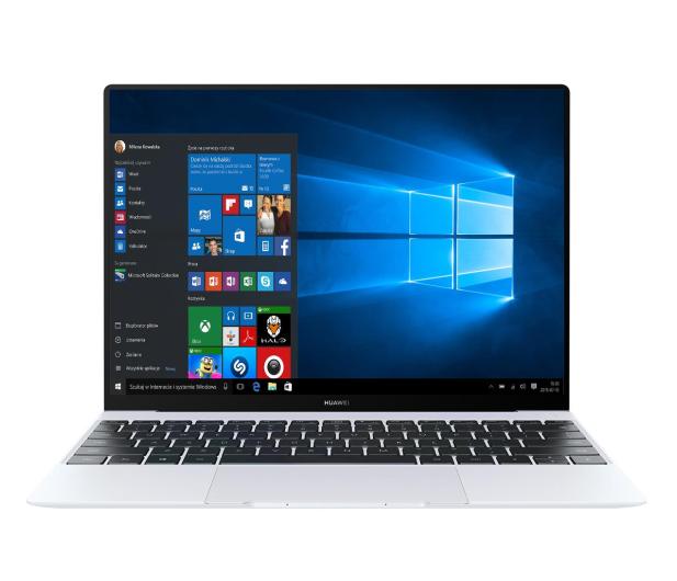 Huawei Matebook X i5-10210U/16GB/512/Win10 Dotyk - 596327 - zdjęcie