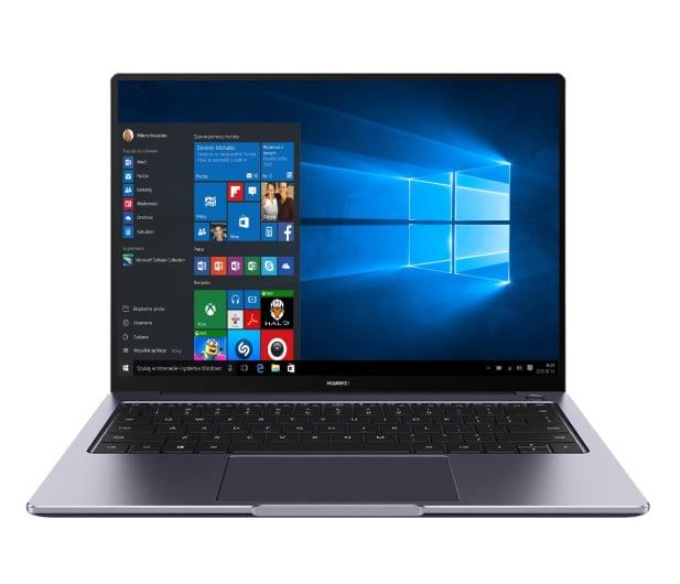Huawei MateBook 14 R5-4600H/16GB/512/Win10 szary - 596329 - zdjęcie