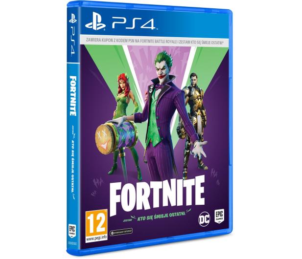 PlayStation Fortnite: The Last Laugh Bundle - 587583 - zdjęcie 2