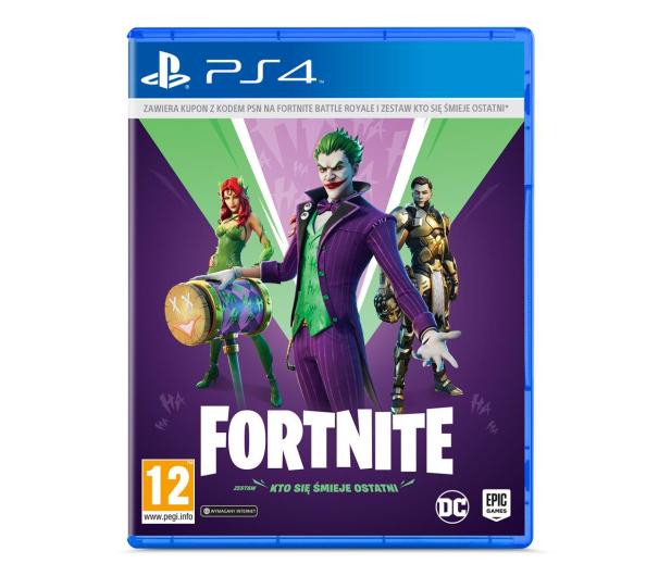 PlayStation Fortnite: The Last Laugh Bundle - 587583 - zdjęcie