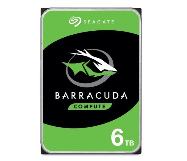 Seagate BARRACUDA 6TB 5400obr. 256MB - 581684 - zdjęcie