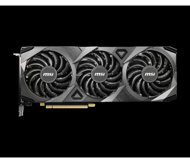 MSI GeForce RTX 3070 Ventus 3X OC 8GB GDDR6 - 597350 - zdjęcie 2