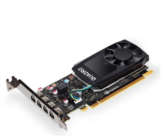 PNY Quadro P1000 DVI 4GB GDDR5 - 597359 - zdjęcie