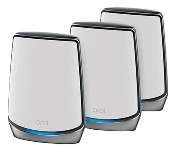 Netgear Orbi WiFi System RBK853 (6000Mb/s a/b/g/n/ac/ax) - 596011 - zdjęcie