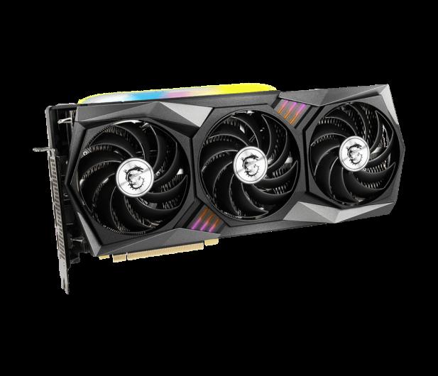 MSI GeForce RTX 3070 GAMING X TRIO 8GB GDDR6 - 597348 - zdjęcie 2