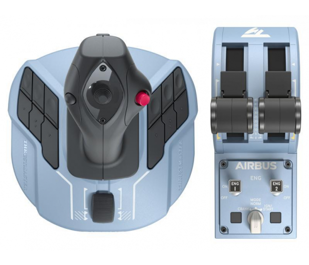 Thrustmaster TCA Officer Pack Airbus Edition - 596367 - zdjęcie 3