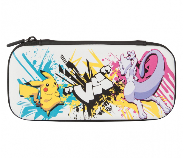 PowerA SWITCH LITE Etui + folia na ekran Pokemon Battle - 597087 - zdjęcie