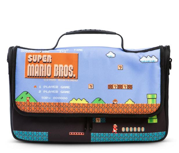 PowerA SWITCH Torba na konsolę Super Mario - 597090 - zdjęcie