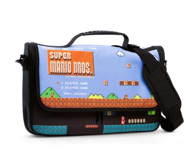 PowerA SWITCH Torba na konsolę Super Mario - 597090 - zdjęcie 2