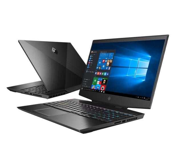 HP OMEN 15 i7-9750H/16GB/512/Win10 RTX2080 240Hz - 560516 - zdjęcie