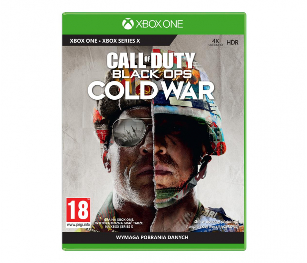 Xbox Call of Duty: Black Ops Cold War - 588486 - zdjęcie