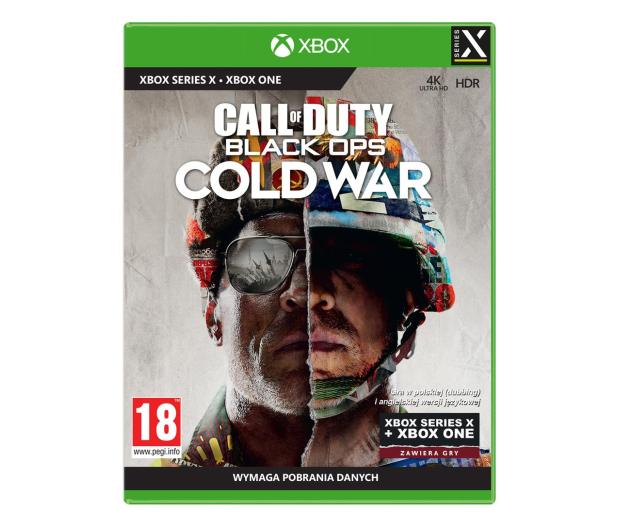 Xbox Call of Duty: Black Ops Cold War - 588487 - zdjęcie