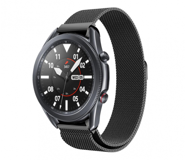 Tech-Protect Bransoleta Milaneseband do smartwatchy black - 605347 - zdjęcie