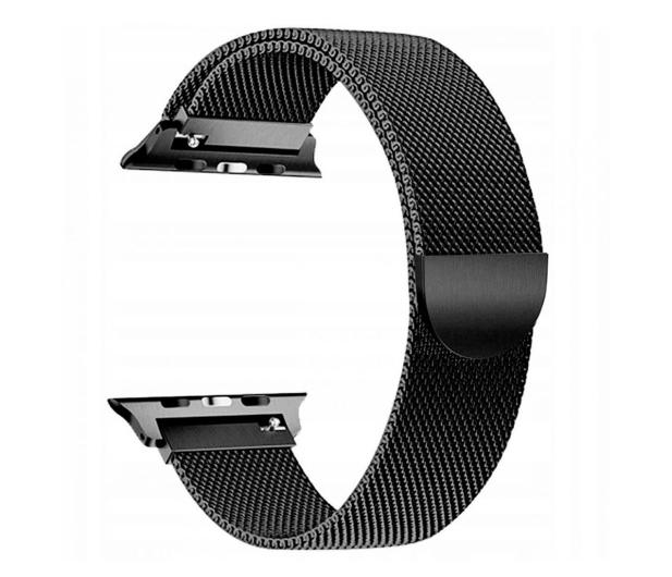 Tech-Protect Bransoleta Milaneseband do Apple Watch black - 605367 - zdjęcie