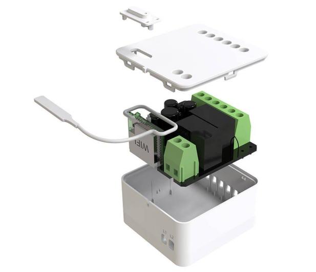 Yeelight Moduł przekaźnikowy Smart Dual Control - 605381 - zdjęcie 6