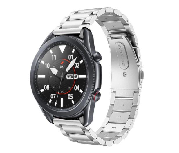 Tech-Protect Bransoleta Stainless do smartwatchy silver - 605450 - zdjęcie
