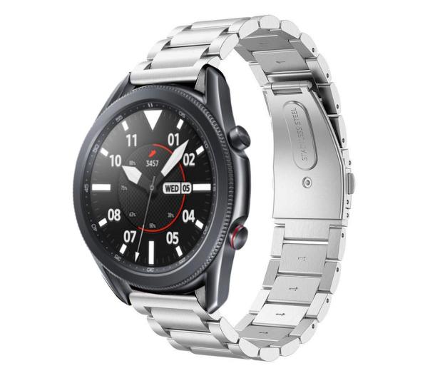 Tech-Protect Bransoleta Stainless do smartwatchy silver - 605448 - zdjęcie