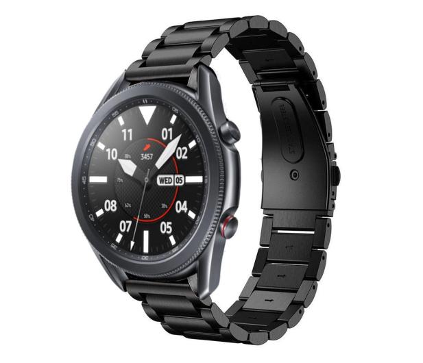 Tech-Protect Bransoleta Stainless do smartwatchy black - 605449 - zdjęcie