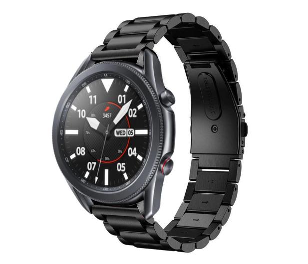 Tech-Protect Bransoleta Stainless do smartwatchy black - 605445 - zdjęcie