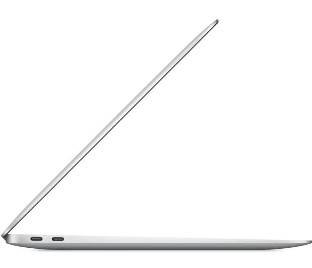 Apple MacBook Air M1/8GB/256/Mac OS Silver - 606023 - zdjęcie 2