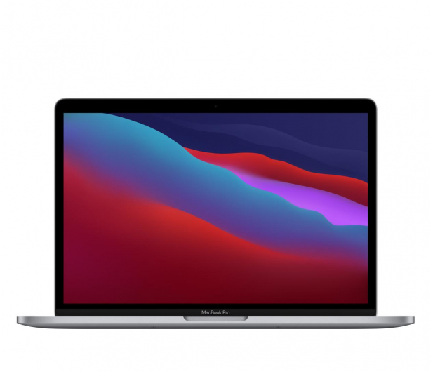 Apple MacBook Pro M1/8GB/256/Mac OS Space Gray - 606027 - zdjęcie
