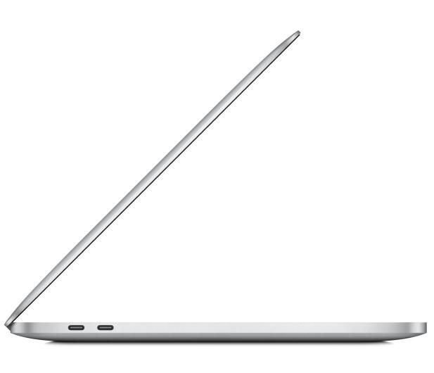 Apple MacBook Pro M1/8GB/256/Mac OS Silver - 606029 - zdjęcie 2