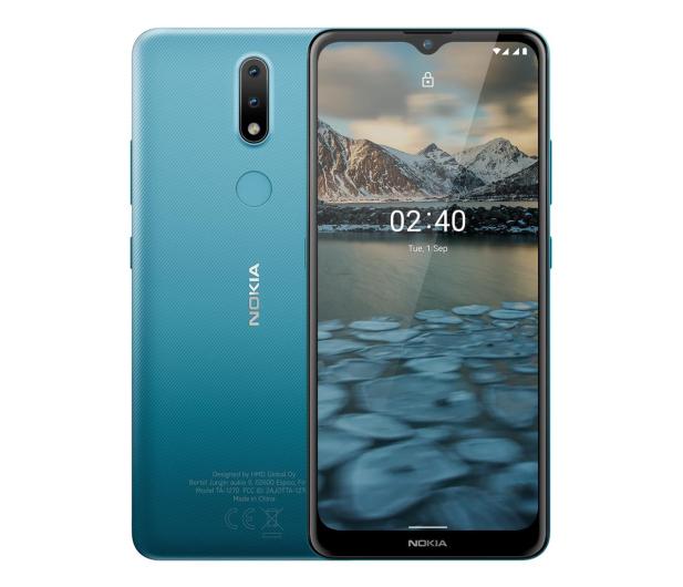 Nokia 2.4 Dual SIM 2/32GB niebieski - 596107 - zdjęcie