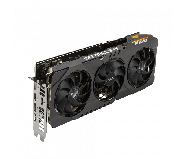 ASUS GeForce RTX 3070 TUF Gaming OC 8GB GDDR6 - 604113 - zdjęcie 3