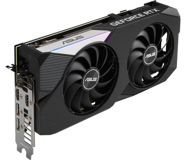 ASUS GeForce RTX 3070 DUAL OC 8GB GDDR6 - 604786 - zdjęcie 3