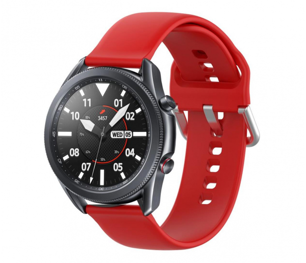 Tech-Protect Opaska Iconband do Smartwatchy red - 605590 - zdjęcie