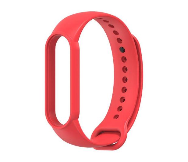 Tech-Protect Opaska Iconband do Xiaomi Mi Band 5/6 red - 605557 - zdjęcie 2